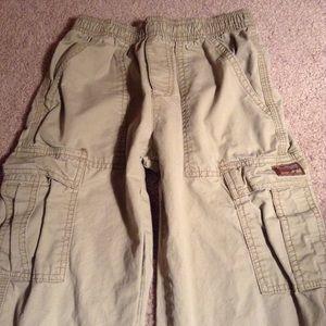 Oshkosh Size 7 Boys Cargo Pants